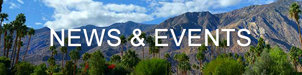 Volunteer Palm Springs News & Events